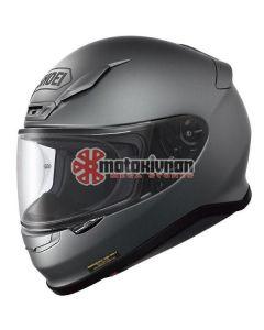 ΚΡΑΝΟΣ NXR MATT DEEP GREY | SHOEI