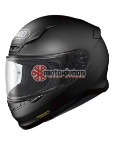 ΚΡΑΝΟΣ NXR MATT BLACK | SHOEI