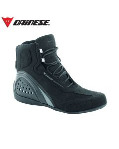 MOTORSHOE JB AIR BLACK/ BLACK / ANTHRACITE 1775203 | DAINESE