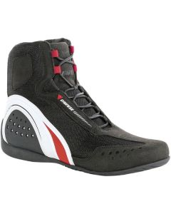 MOTORSHOE JB AIR BLACK/RED/WHITE 1775203 | DAINESE