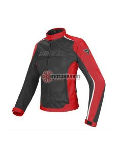 ΚΑΛΟΚΑΙΡΙΝΟ ΜΠΟΥΦΑΝ HYDRA FLUX D-DRY(R) LADY BLACK / RED / WHITE 2654575 | DAINESE