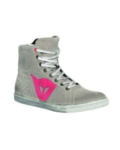ΜΠΟΤΑΚΙΑ ΚΑΛΟΚΑΙΡΙΝΑ STREET BIKER AIR LADY LIGHT GREY / CORAL 2775171 | DAINESE