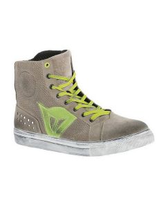 ΜΠΟΤΑΚΙΑ ΚΑΛΟΚΑΙΡΙΝΑ STREET BIKER AIR SAND / GREEN-APPLE 1775171 | DAINESE