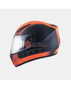 ΚΡΑΝΟΣ REVENGE BINOMY BLACK / ORANGE | MT