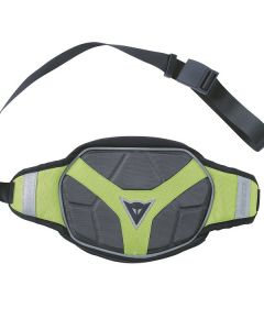ΜΠΑΝΑΝΑ D-EXCHANGE POUCH SMALL BLACK/ANTHRACITE/FLUO YELLOW | DAINESE|