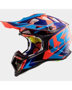 ΚΡΑΝΟΣ SUBVERTER MX470 NIMBLE BLACK / BLUE / ORANGE | LS2