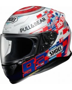 ΚΡΑΝΟΣ NXR MARQUEZ POWER UP TC-1| SHOEI