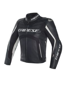 ΜΠΟΥΦΑΝ MISANO D-AIR BLACK / BLACK / WHITE 1D20015 | DAINESE