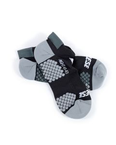 ΚΑΛΤΣΕΣ D-CORE FOOTIE SOCK BLACK/ANTHRACITE 1915956 | DAINESE