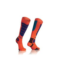 ΠΑΙΔΙΚΕΣ ΚΑΛΤΣΕΣ MX IMPACT JUNIOR SOCKS ORANGE/BLUE 21909.204 | ACERBIS