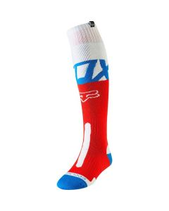 ΚΑΛΤΣΕΣ MX COOLMAX THICK KILA SOCKS BLUE/RED | FOX