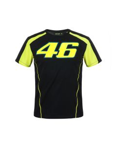 T-SHIRT VR46 BLACK 1896812| DAINESE