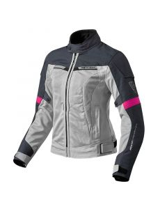 ΓΥΝΑΙΚΕΙΟ ΜΠΟΥΦΑΝ AIRWAVE 2 LADIES SILVER/FUCHSIA FJT202 |REV'IT