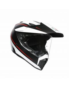 ΚΡΑΝΟΣ AX-9 DUAL PACIFIC ROAD BLACK / WHITE / RED | AGV
