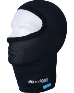 ΜΠΑΛΑΚΛΑΒΑ CA015 BALACLAVA COOLMAX BLACK| OXFORD