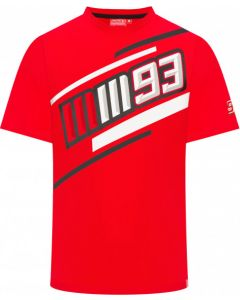 T-SHIRT MM93 RED ANT 1933007| MARC MARQUEZ