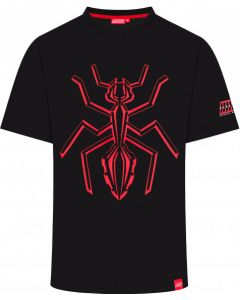 T-SHIRT EMBOSSED RED ANT 1933010| MARC MARQUEZ