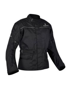 ΜΠΟΥΦΑΝ SPARTAN JACKET ARMOURED WATERPROOF BLACK J17B| OXFORD