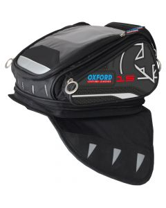 ΣΑΚΟΣ ΡΕΖΕΡΒΟΥΑΡ LUGGAGE 2014 X15 TANK BAG BLACK OL210| OXFORD