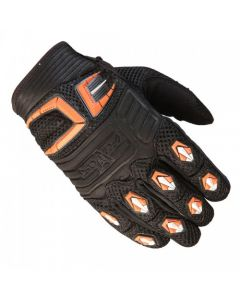 ΓΑΝΤΙΑ MX RIDER ORANGE/BLACK| FOVOS