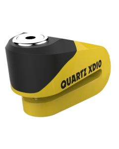 ΚΛΕΙΔΑΡΙΑ ΔΙΣΚΟΔΡΕΝΟΥ QUARTZ XD10 DISK LOCK YELLOW/BLACK LK267| OXFORD