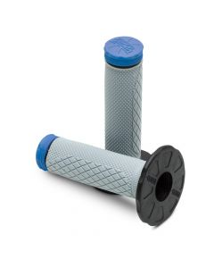 ΧΕΡΟΥΛΙΑ ΤΙΜΟΝΙΟΥ MX TRI DENSITY GRIPS FULL DIAMOND BLUE 024873 | PROTAPER