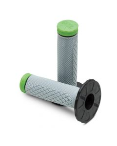 ΧΕΡΟΥΛΙΑ ΤΙΜΟΝΙΟΥ MX TRI DENSITY GRIPS FULL DIAMOND GREEN 024875 | PROTAPER