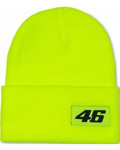 ΣΚΟΥΦΟΣ FLUO YELLOW CORE BEANIE VRMBE325328| VR46