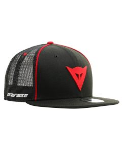 ΚΑΠΕΛΟ 9FIFTY TRUCKER SNAPBACK CAP BLACK/ RED 1990051| DAINESE