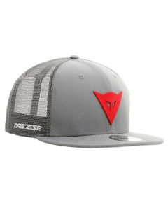 ΚΑΠΕΛΟ 9FIFTY TRUCKER SNAPBACK CAP GREY/ RED 1990051| DAINESE