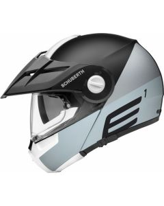 ΚΡΑΝΟΣ E1 CUT GREY ADVENTURE |SCHUBERTH