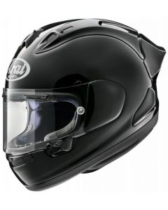 ΚΡΑΝΟΣ RX-7V RACING PLAIN BLACK| ARAI