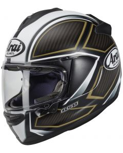 ΚΡΑΝΟΣ CHASER-X DESIGN SPINE WHITE| ARAI