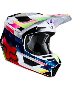 ΚΡΑΝΟΣ V2 KRESA HELMET 23974-922 MULTI| FOX
