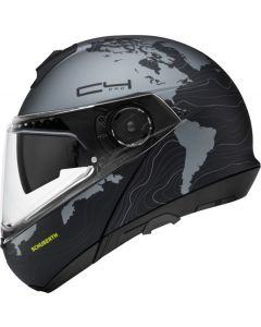 ΚΡΑΝΟΣ FLIP-UP C4 PRO MAGNITUDO BLACK| SCHUBERTH