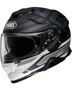 ΚΡΑΝΟΣ GT-AIR II INSIGNIA TC-5 BLACK/SILVER| SHOEI