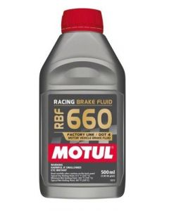 ΥΓΡΑ ΦΡΕΝΩΝ RBF 660 BRAKE FLUID 500ML | MOTUL|