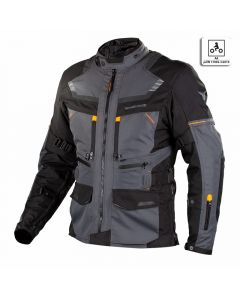 ΜΠΟΥΦΑΝ ADVENTURE EVO 4SEASON DARK GREY/ORANGE| NORDCODE