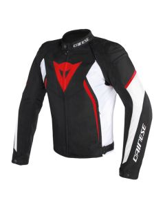 ΜΠΟΥΦΑΝ AVRO D2 TEX BLACK /WHITE / RED 1735190 | DAINESE