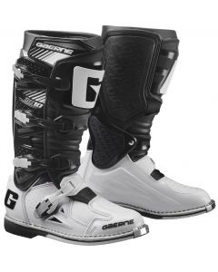 ΜΠΟΤΕΣ MX SG10 WHITE / BLACK| GAERNE