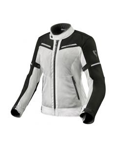 ΓΥΝΑΙΚΕΙΟ ΜΠΟΥΦΑΝ AIRWAVE 3 LADIES SILVER/BLACK FJT274| REV'IT