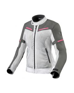 ΓΥΝΑΙΚΕΙΟ ΜΠΟΥΦΑΝ AIRWAVE 3 LADIES SILVER/PINK FJT274| REV'IT