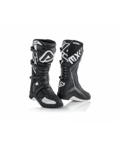ΜΠΟΤΕΣ MX X-TEAM BOOTS BLACK/WHITE 22999.315 | ACERBIS
