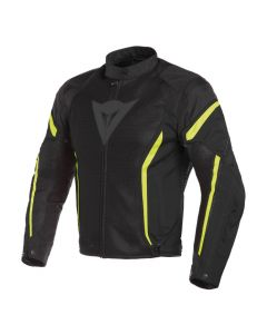 ΚΑΛΟΚΑΙΡΙΝΟ ΜΠΟΥΦΑΝ AIR CRONO 2 TEX BLACK/ BLACK/FLUO YELLOW 1735202| DAINESE