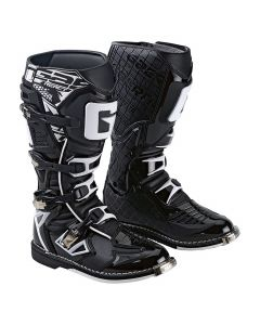 ΜΠΟΤΕΣ MX G-REACT GOODYEAR BLACK | GAERNE