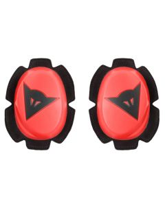 ΠΡΟΣΤΑΣΙΕΣ ΓΟΝΑΤΩΝ PISTA KNEE SLIDER RED-FLUO/BLACK 1876166| DAINESE