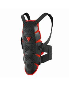 ΠΡΟΣΤΑΣΙΑ ΠΛΑΤΗΣ PRO-SPEED BACK MEDIUM BLACK/RED 1876169 | DAINESE
