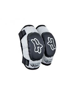 ΠΡΟΣΤΑΣΙΑ ΑΓΚΩΝΑ PEEWEE TITAN ELBOW GUARD BLACK/SILVER 08038-464|FOX