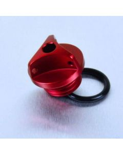 ΤΑΠΑ ΛΑΔΙΟΥ ALUMINIUM OIL FILLER CAP OFCH10R RED| PRO BOLT