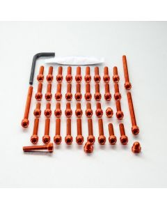 KIT ΒΙΔΕΣ ΑΛΛΕΝ   ALUMINIUM ENGINE KIT KTM 1290 SUPER ADVENTURE T EKTM90O ORANGE| PRO BOLT